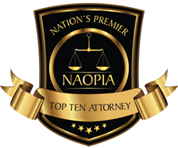 NAOPIA Nation's Premier Top Ten Attorney